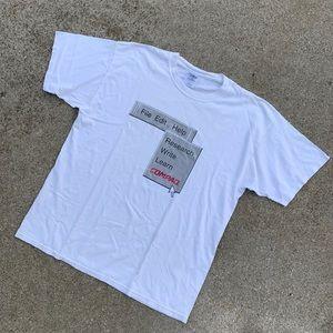 Vintage 90's Compaq Computer T Shirt